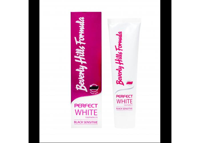 Зубная паста Beverly Hills Formula Perfect White Sensitive 100 мл