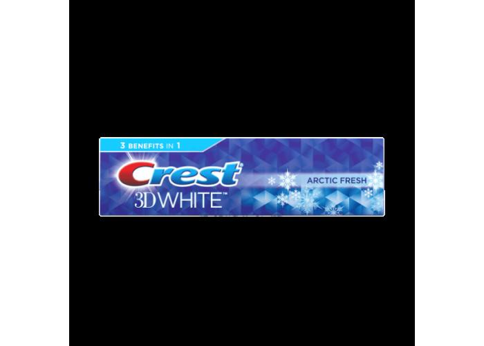 Зубная паста Crest 3D White Arctic Fresh Icy Cool Mint 136 мл
