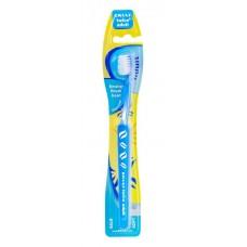 Зубная щетка Ekulf twice adult мягкая
