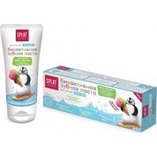 Детская зубная паста Splat kids от 2 до 6 лет Мороженое 50 мл