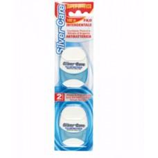 Набор зубных нитей Silver Care 2 шт
