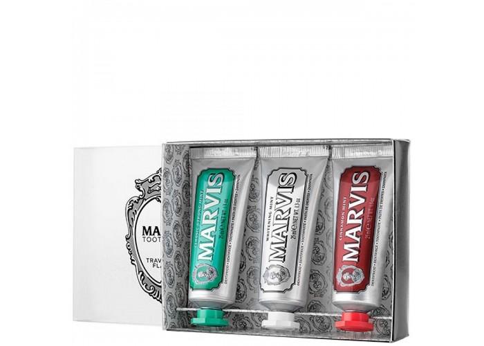 Набор зубных паст Marvis Подарочный 3 шт по 25 мл