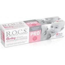 Детская зубная паста R.O.C.S. Pro Baby от 0 до 3 лет 35 мл