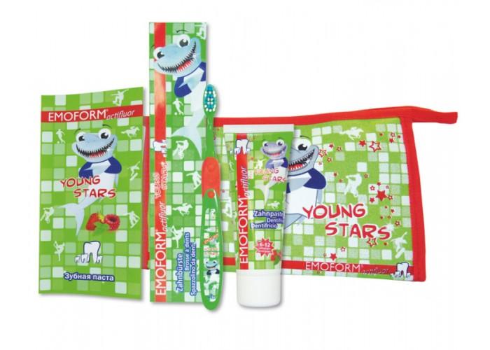 Детский набор Emoform actifluor Youngstars Set