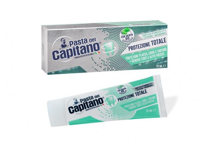 Зубная паста Pasta del Capitano Total Protection 75 мл