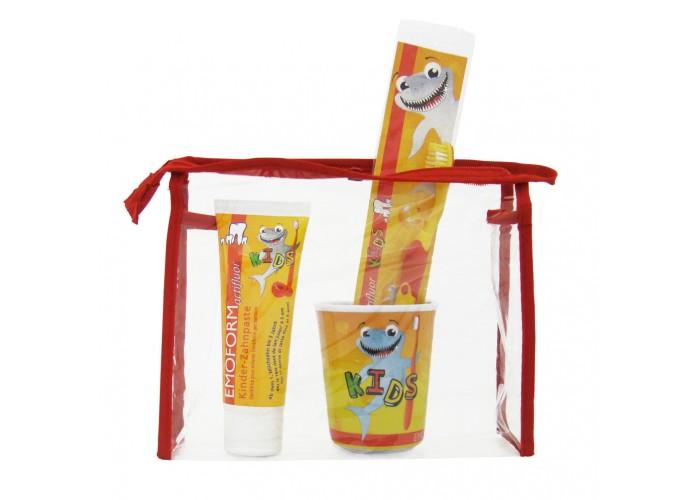 Детский набор Emoform actifluor Kids Set