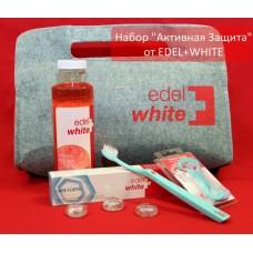 Набор Edel+White Активная защита десен