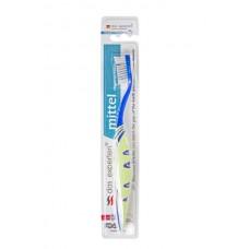 Зубная щетка Das Experten Mittel средняя жесткость