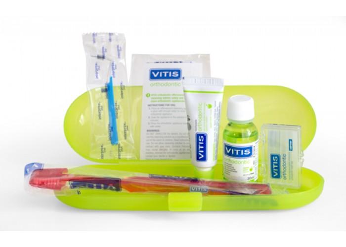 Ортодонтический набор Vitis Orthodontic Access со щеткой с маленькой головкой