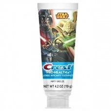 Детская зубная паста Crest Kid's Pro-Health JR Star Wars Minty Breeze от 2 лет 119 мл