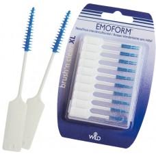 Безметалловые межзубные щетки Emoform brush'n clean XL 20 шт.