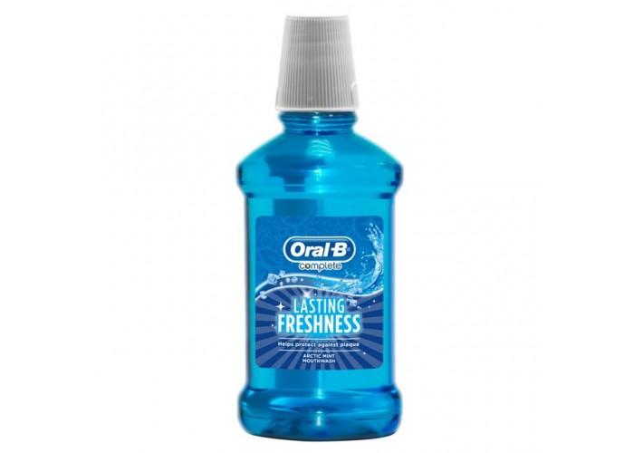 Ополаскиватель для полости рта Oral-B Арктическая свежесть 250 мл