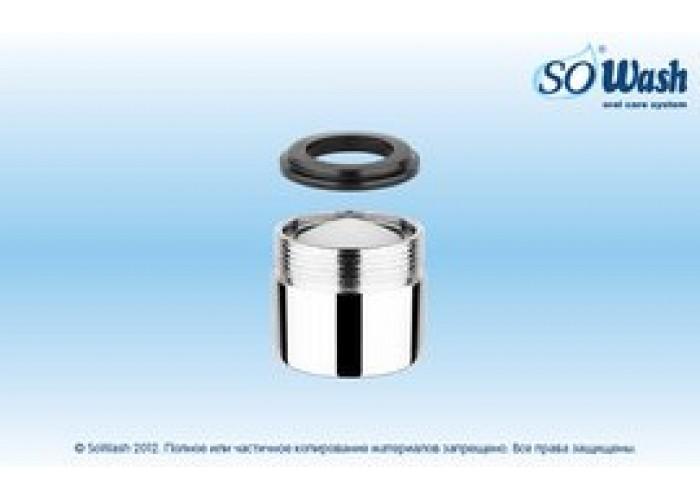 Пластмассовый фильтр с переходником для ирригатора SoWash