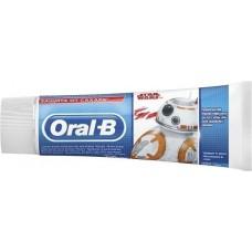 Детская зубная паста Oral-B Junior от 6 лет 75 мл