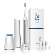 Звуковая зубная щетка Lebond I5 Plus White 4 насадки