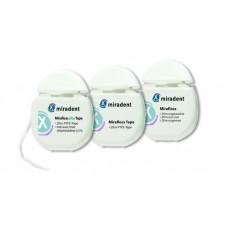 Зубная нить (флосс) Miradent Mirafloss® невощеная 20 м