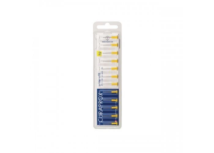 Набор межзубных ершиков Curaprox prime refill 0.9 мм 12 шт