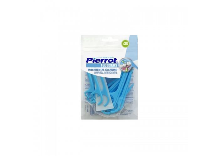 Флосс-зубочистки Pierrot 30 шт