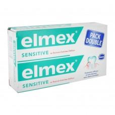 Зубная паста Elmex Sensitive 2х75 мл