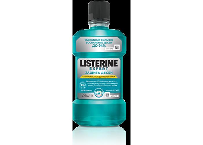 Ополаскиватель рта Listerine Защита десен (Освежающая мята) 250 мл