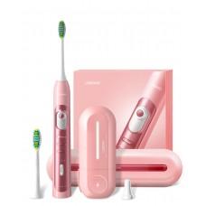 Электрическая зубная щетка Lebond MV VIP Pink 2 насадки