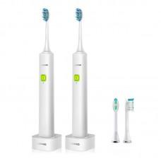 Набор звуковых зубных щеток Lebond MA Family White 2 шт