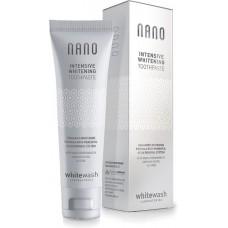 Зубная паста WhiteWash NANO интенсивное отбеливание с гидроксиапатитом 75 мл