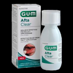 Ополаскиватель для полости рта Gum AftaClear 120 мл
