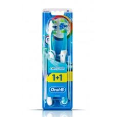 Зубная щетка Oral-B Комплекс Пятисторонная чистка средняя жесткость 1+1 шт