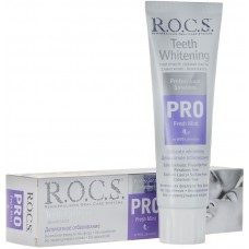 Отбеливающая зубная паста R.O.C.S. Pro Деликатное отбеливание Fresh Mint 135 мл