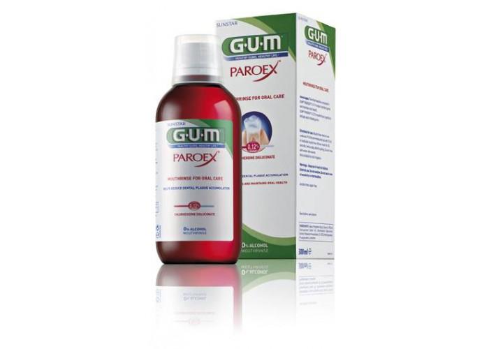 Ополаскиватель для полости рта Gum Paroex (Gingidex) 0,12% 300 мл