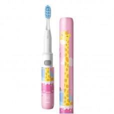 Электрическая зубная щетка YAKO Y1 CASE Giraffe (Жираф) 1 насадка