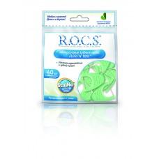 Одноразовые зубные нити ROCS