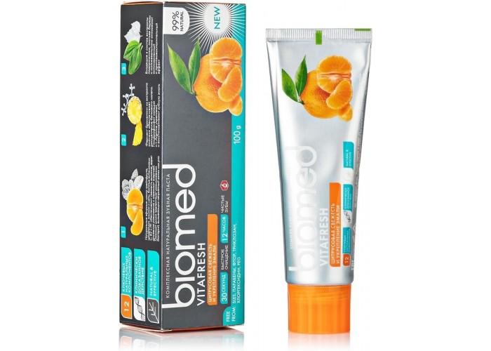 Зубная паста Biomed Vitafresh 75 мл
