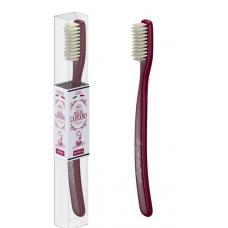 Зубная щетка Pasta del Capitano 1960 Medium красная средняя жесткость