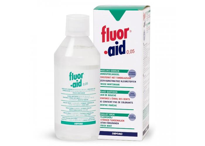 Ополаскиватель с ксилитолом Fluor·Aid 0,05% 500 мл