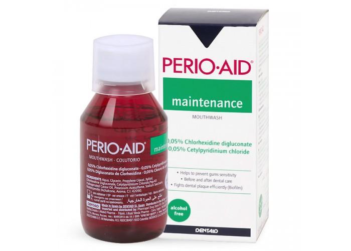 Ополаскиватель для рта Perio-Aid Maintenance 0.05% 150 мл