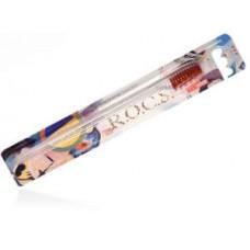 Зубная щетка ROCS модельная жесткая