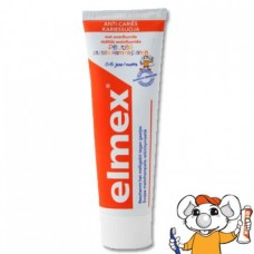 Детская зубная паста Elmex от 0 до 5 лет 75 мл