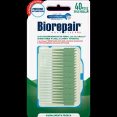 Силиконовые зубочистки Biorepair размер M 40 шт.