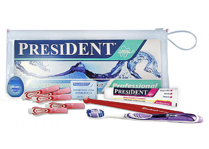 Ортодонтический набор President Brace Kit