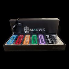 Набор зубных паст Marvis Подарочный 7 шт по 25 мл