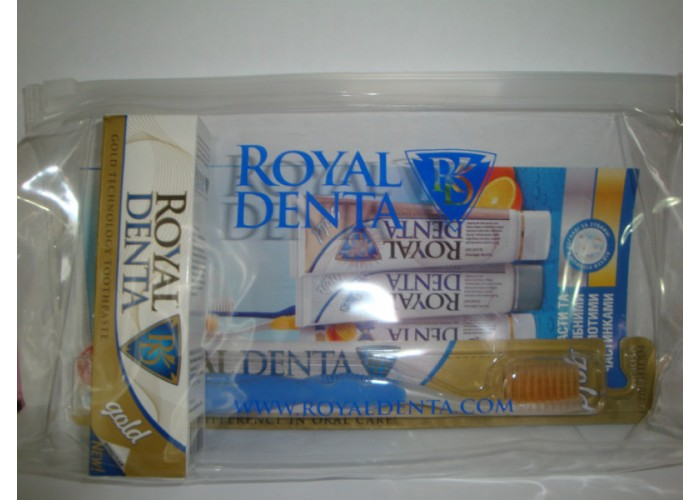 Набор Royal Denta Gold