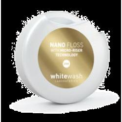 Зубная нить (флосс) WhiteWash NANO расширяющаяся 25 м