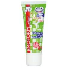 Детская зубная паста Emoform actifluor Youngstars 6 - 12 лет 12 мл