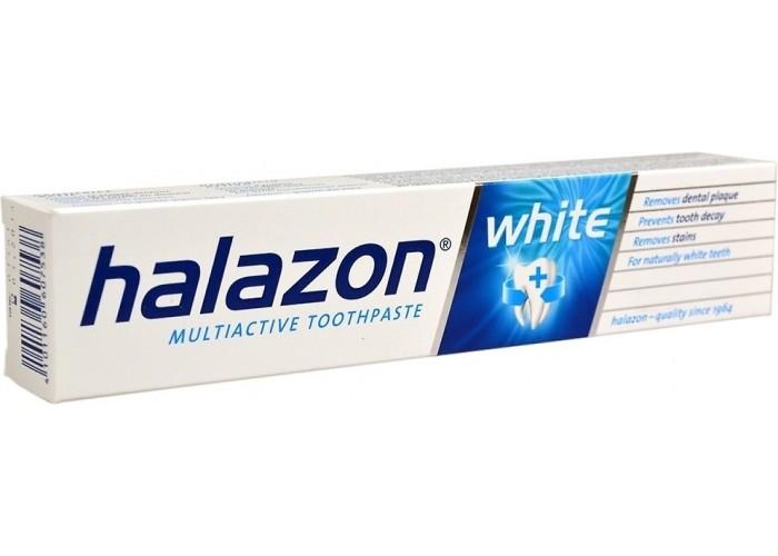Зубная паста Halazon multiactive white Отбеливающая 25 мл