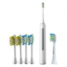Электрическая зубная щетка для виниров Lebooo FA Veneer Expert White 6 насадок