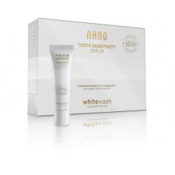 Сыворотка для чувствительных зубов WhiteWash Nano 30мл + индивидуальная капа