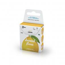 Зубная нить (флосс) Humble Лимон 50 м