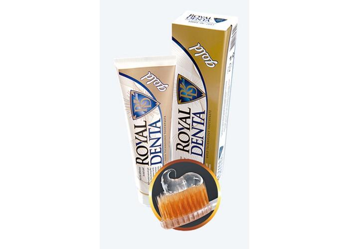 Зубная паста Royal Denta Gold с золотом 130 мл